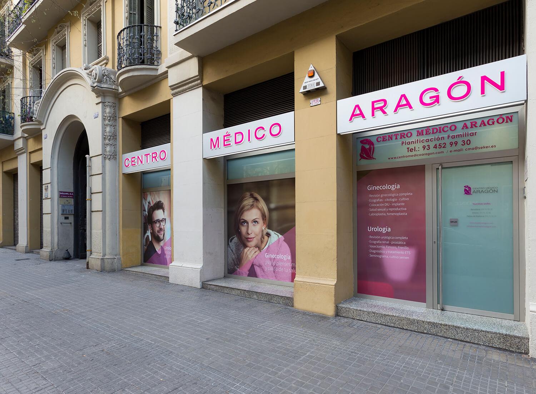 Centro Médico Aragón